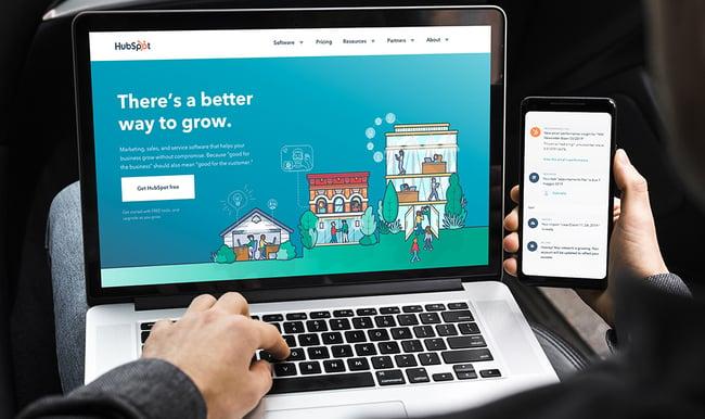 Hubspot CRM Digital Marketing