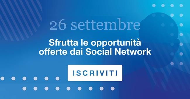 Iscriviti al corso gratuito sui social network by bizen