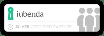 Iubenda Silver Partner