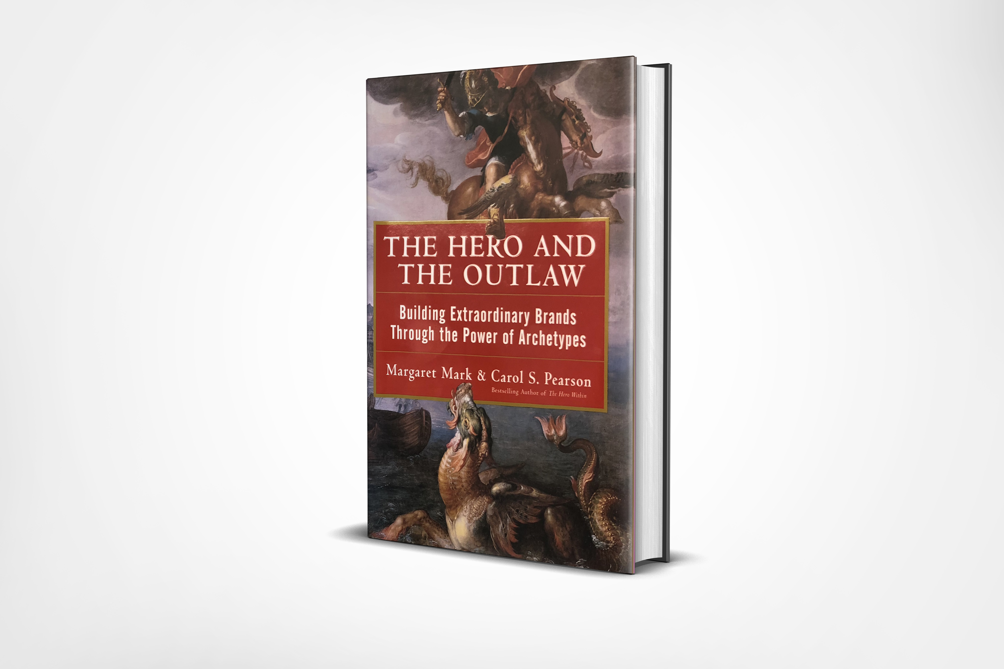 "Libro ""The Hero and the Outlaw"""